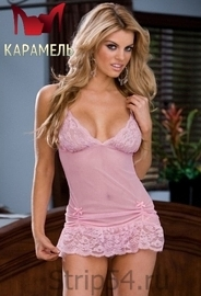 pink-lace-babydoll-л